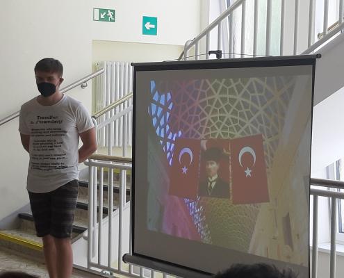 Povídání o Turecku na DRO