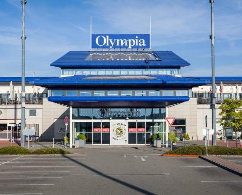 FNUSA zahajuje očkování neregistrovaných v OC Olympia