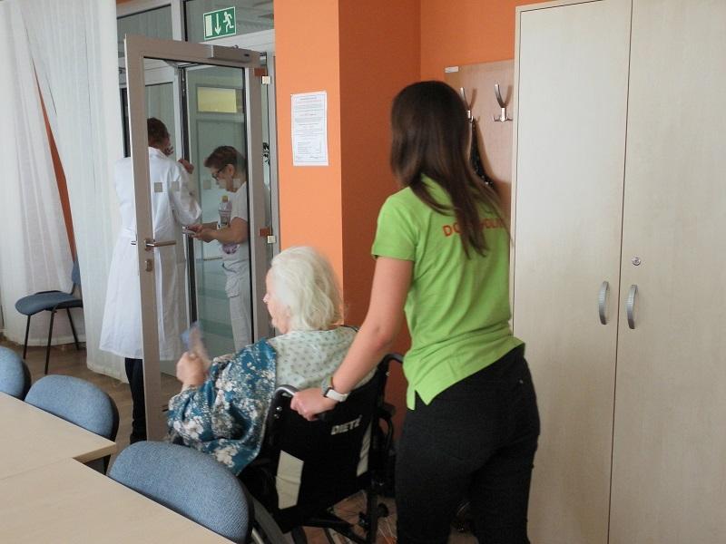 FN u sv. Anny v Brně hledá dobrovolníky