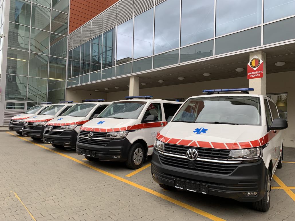 FNUSA bude mít vlastní zdravotní dopravní službu