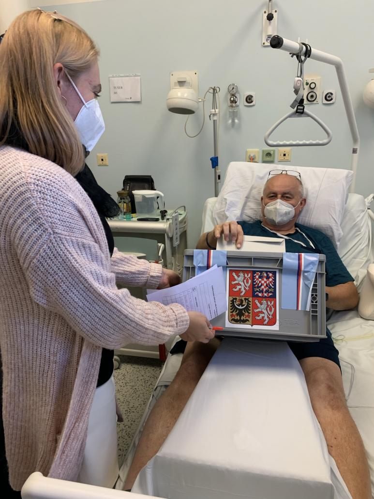 Ve FN u sv. Anny odvolili první pacienti
