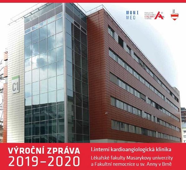 Výroční zpráva I. IKAK 20219–2020