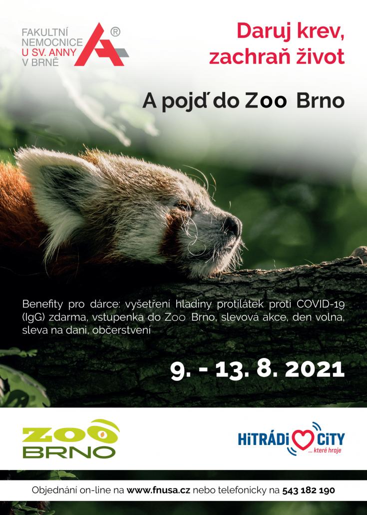 Za krev do Zoo!