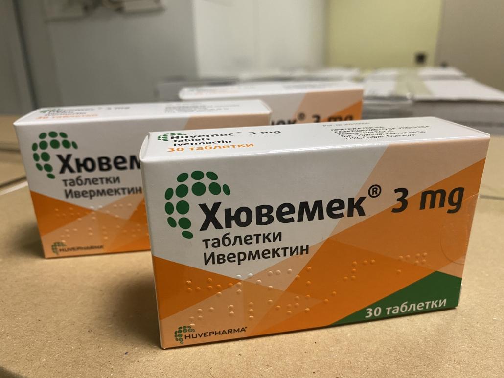 Ivermectin: Dobrá tolerance léčby a možný pozitivní efekt