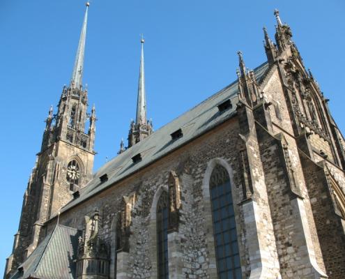 V katedrále na Petrově se uskuteční mše za zdravotníky u sv. Anny